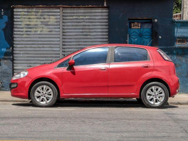 Fiat Punto 1.4 attractive 2013 - Foto 2