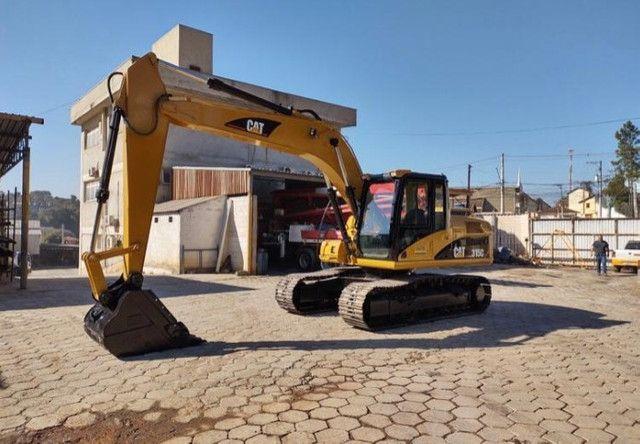 escavadeira caterpillar 315 - Foto 2