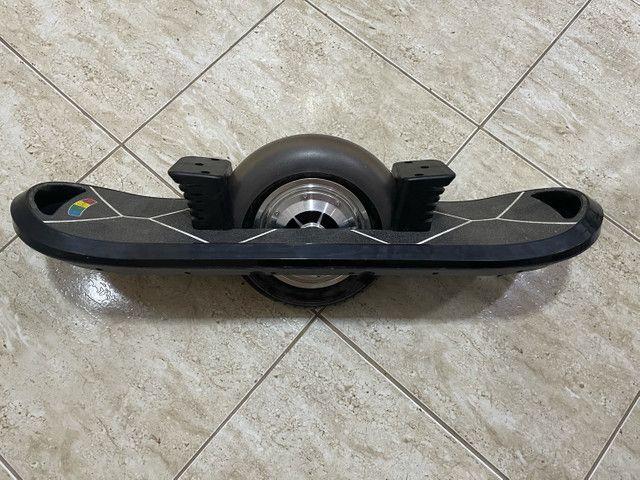 Skate elétrico monociclo  - Foto 2