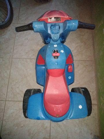 triciclo infantil eletrico - Foto 4