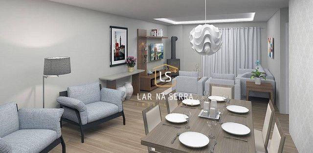 Apartamento com 2 dormitórios à venda, 124 m² por R$ 560.000,00 - Centro - Canela/RS - Foto 4