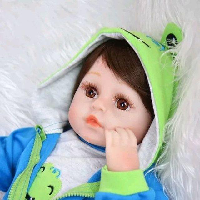 Boneco Menino Com Acessórios Boneca De Brinquedo Crianças<br><br><br><br><br> - Foto 2