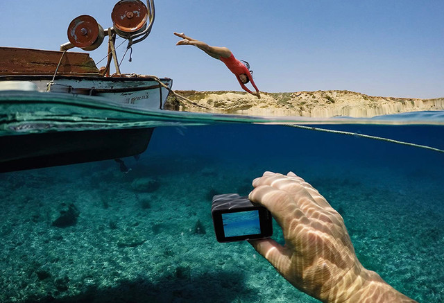 Câmera GOPRO Hero 8 4k + acessórios  - Foto 4