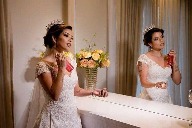 Vestido de noiva Lúcia Spessato - Foto 4