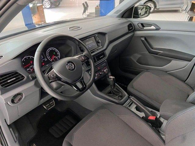 Volkswagen Tcross 1.0 200 Tsi Total Flex Automatico 2020 - Foto 5