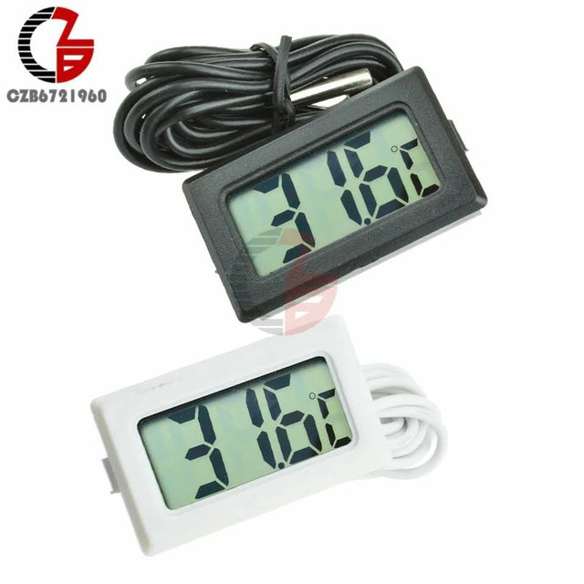 Termômetro industrial