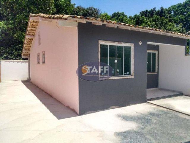 Kkdhbs- Casa com 2 quartos, sendo 1 suíte, por R$ 150.000 - Barra de São João! - Foto 9