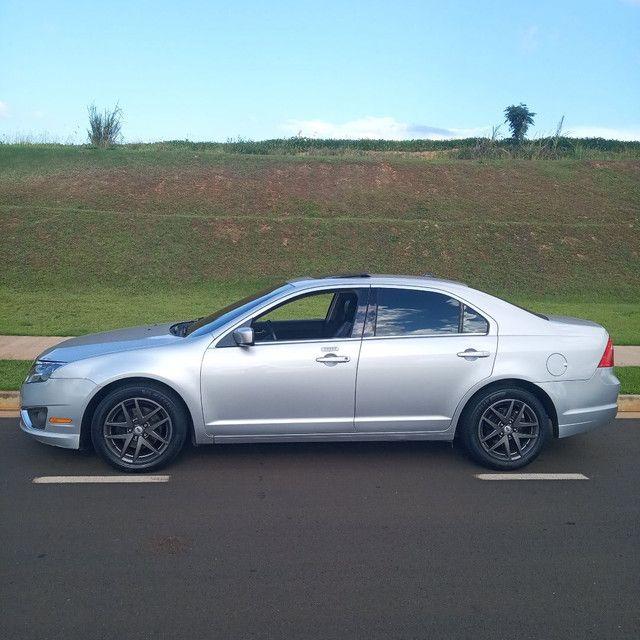 Ford Fusion 2011 com teto - Foto 3
