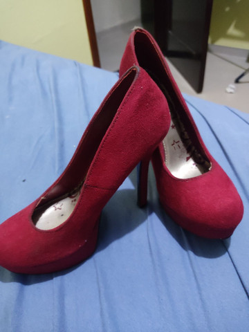 Sapato marca Brash 60 reais - Foto 4