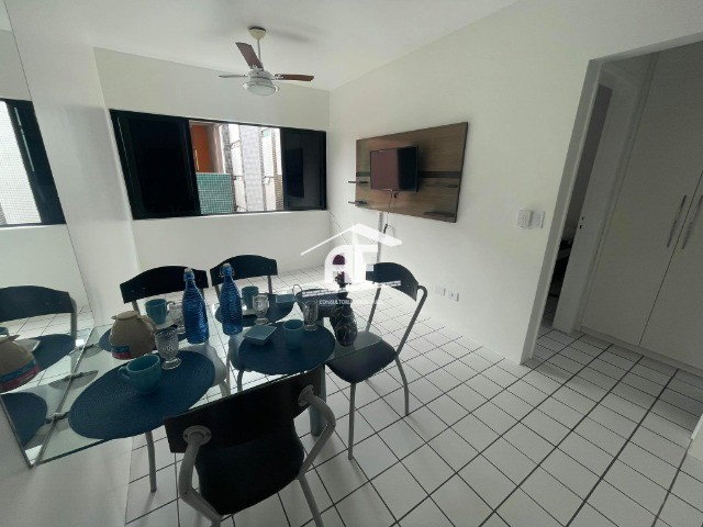 Apartamento Quarto e sala Localizado a 200 metros da praia de Jatiúca - Foto 2