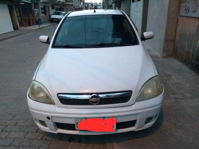 GM Corsa sedan Premium 1.4 flex 08/09