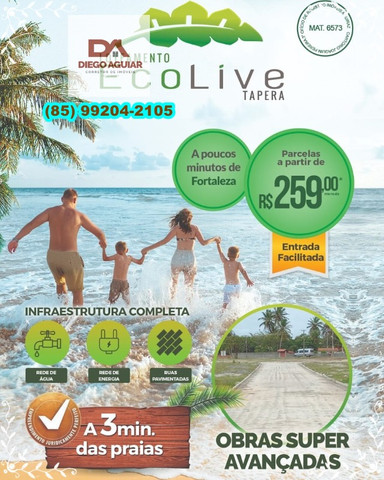 Lotes EcoLive Tapera ¨&%$# - Foto 3