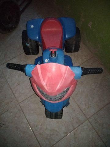 triciclo infantil eletrico - Foto 5