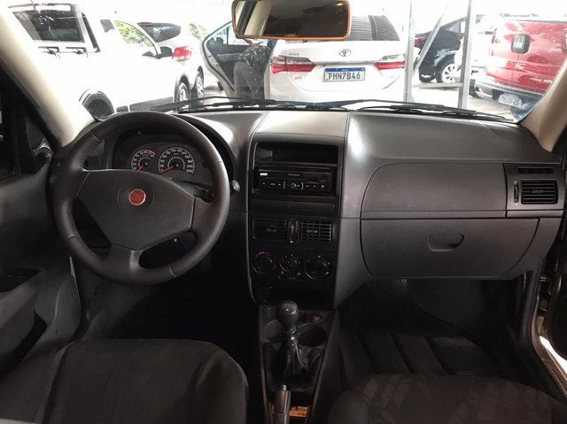 Fiat Siena EL 1.0 Flex, Entrada de 4 mil  - Foto 7