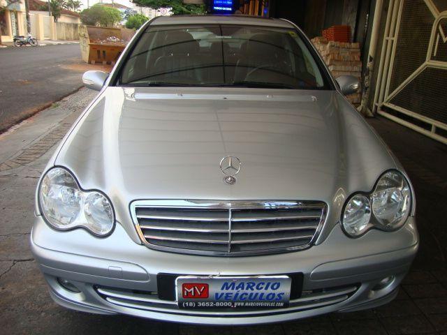 Mercedes-benz C-180 Kompressor 4 Portas