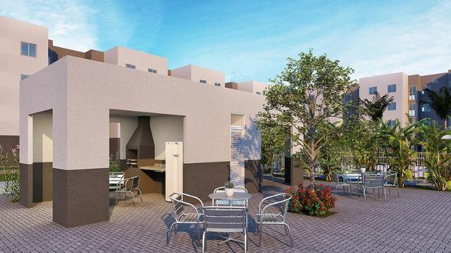 Apartamentos Novos de 2 Quartos em Planaltina DF | Minha Casa Minha Vida Parcelas R$399 - Foto 4