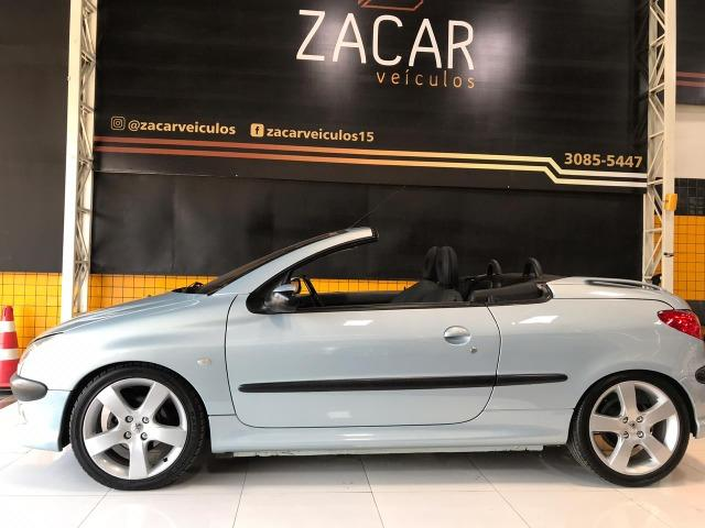 Peugeot 206 CC 1.6 16V Estado de Zero 53000km rodados R$ 30900
