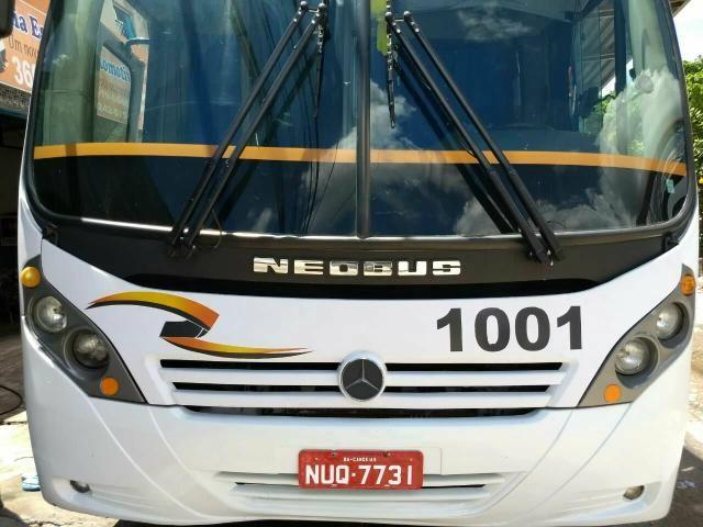 Micrao Neobus/Mercedes Benz (34 lugares)