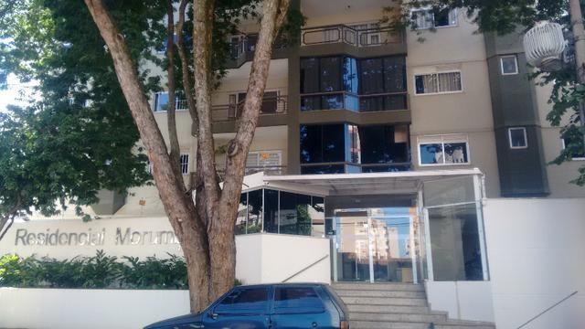 Ótimo apartamento no Setor Oeste, Edifício Morumbi, 3 quartos, 1 ste, 1 gar+escaninho