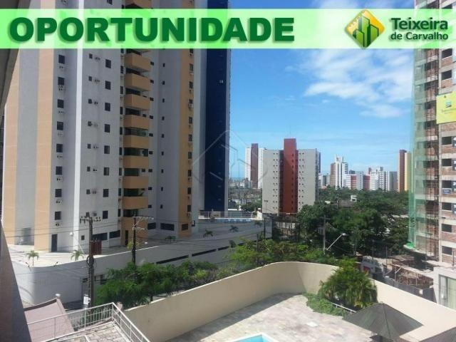Apartamento à venda com 4 dormitórios em Miramar, Joao pessoa cod:V1210 - Foto 8
