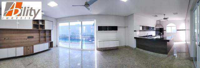 Casa de condomínio à venda com 4 dormitórios em Ribeirão do lipa, Cuiabá cod:CA00014 - Foto 4