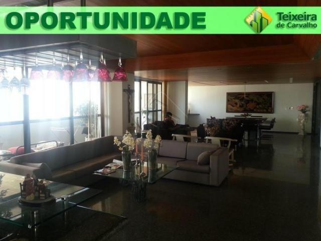 Apartamento à venda com 4 dormitórios em Miramar, Joao pessoa cod:V1210 - Foto 3