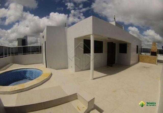 Apartamento à venda com 4 dormitórios em Estados, Joao pessoa cod:V899 - Foto 8