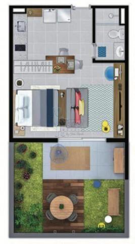 Apartamento à venda com 1 dormitórios em Vila amelia, Ribeirao preto cod:V108773 - Foto 10