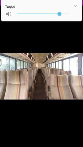 Onibus rodoviario 54 lugares com banheiro - Foto 3