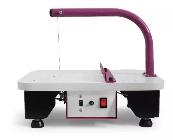 Cortador isopor eletrico - maquina festas artezanatos - Foto 4