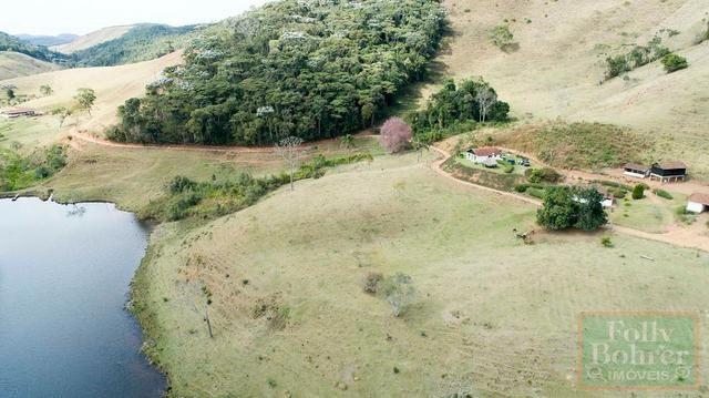 Fazenda com 588,71 hectares, situada na estrada Friburgo-Teresópolis, na altura de Vieira - Foto 4