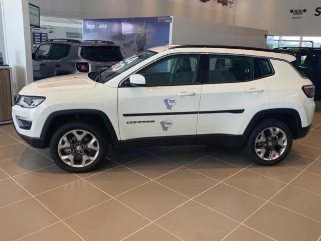 JEEP  COMPASS 2.0 16V FLEX LONGITUDE 2019 - Foto 5