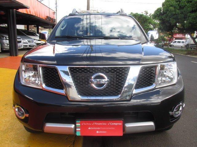 Nissan - Frontier SL 2.5 4X4 TDI - Top de Linha
