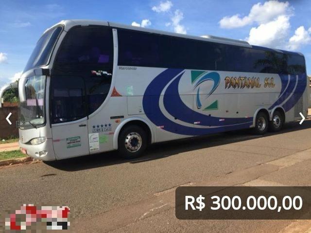 Ônibus Mercedes-Benz 0-500 2009
