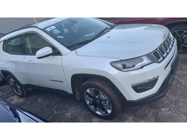 JEEP  COMPASS 2.0 16V FLEX LONGITUDE 2019 - Foto 2