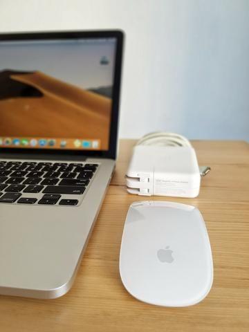 Macbook Pro 13 polegadas Retina - 8GB - i5 2.7GHz - 128GB ssd