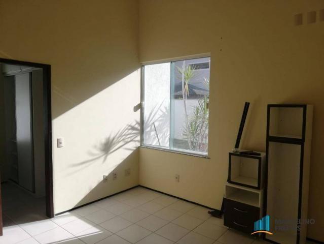 Casa com 4 dormitórios para alugar, 220 m² por r$ 3.509,00/mês - eusébio - eusébio/ce - Foto 13