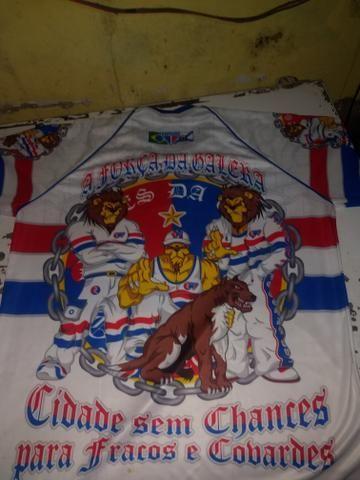 Camisa da tuf original