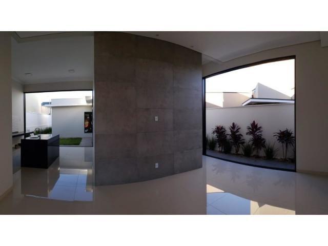 Casa à venda com 3 dormitórios em Condomínio buona vita, Araraquara cod:244 - Foto 6