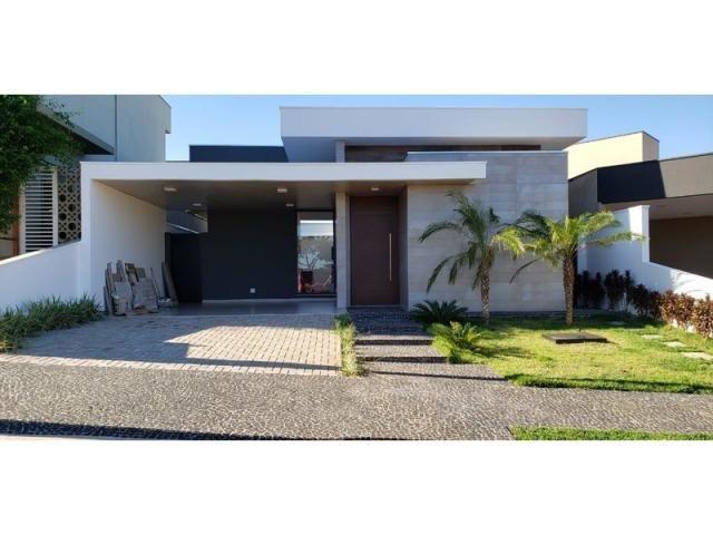 Casa à venda com 3 dormitórios em Condomínio buona vita, Araraquara cod:244 - Foto 2