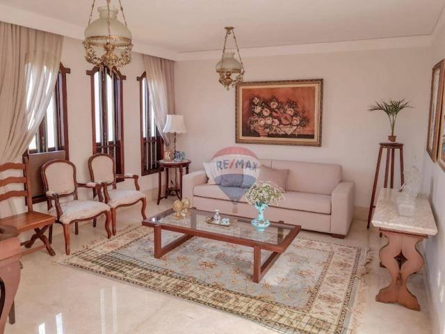 Casa com 4 dormitórios à venda, 400 m² por r$ 890.000 - capim macio - natal/rn