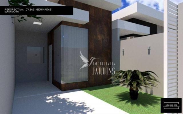 Casa com 2 dormitórios à venda, 68 m² por R$ 190.000 - Columbia - Londrina/PR