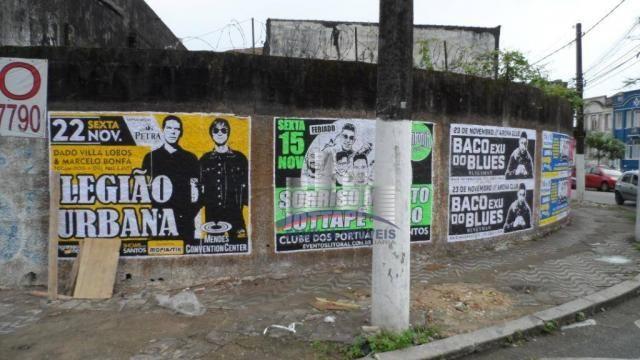 Terreno à venda, 420 m² por R$ 750.000,00 - Vila Matias - Santos/SP - Foto 11