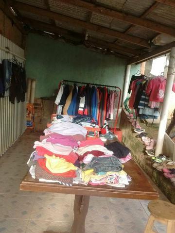 Vendo um lote de roupas e sapato para brechó em prefeito sestado - Foto 4