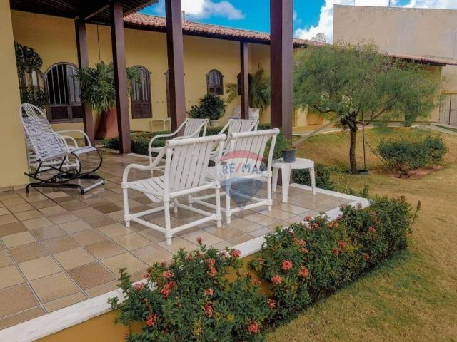Casa com 4 dormitórios à venda, 400 m² por r$ 890.000 - capim macio - natal/rn - Foto 5