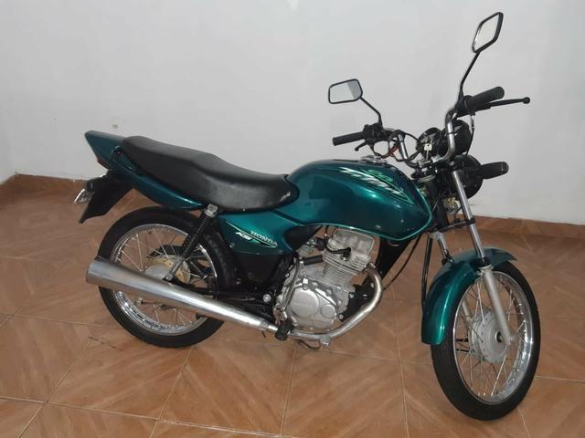 Resultado de imagem para Honda CG 125 Titan KS,