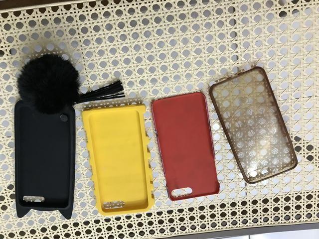 Capas de IPhone Sete Plus