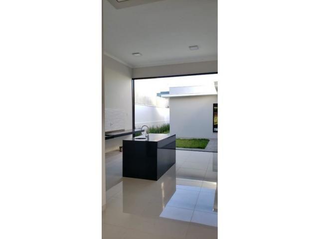 Casa à venda com 3 dormitórios em Condomínio buona vita, Araraquara cod:244 - Foto 18