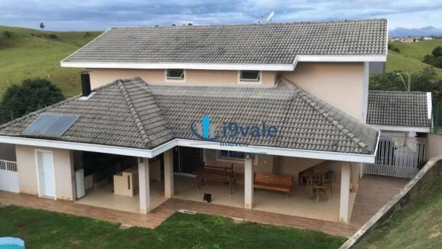 Casa com 5 dormitórios à venda, 360 m² - condomínio parque vale dos lagos - jacareí/sp