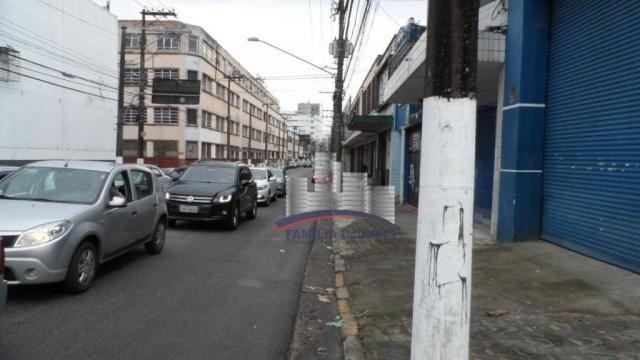 Terreno à venda, 420 m² por R$ 750.000,00 - Vila Matias - Santos/SP - Foto 13